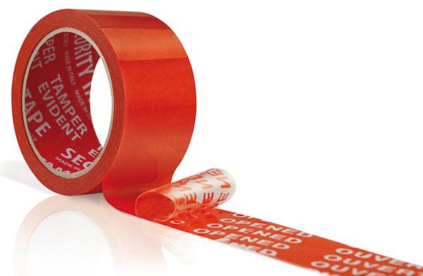 Security Tape - nastro Antieffrazione